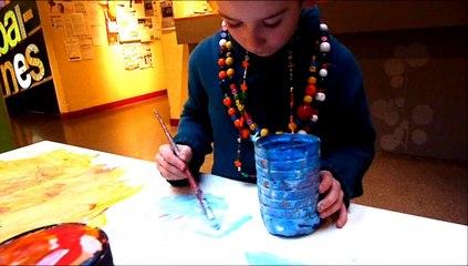 Ateliers Arts Plastiques  mjc Antipode