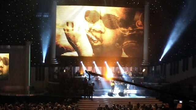 Ed Sheeran - I Was Made To Love Her @ the Stevie Wonder Tribute recording 10/02/15