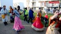 Saint-Brieuc. Babel Danse en route vers l'Inde