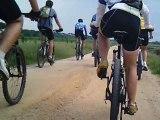 Mtb, 40 km, 34 bikers, Trilha da Cachoeira do Triângulo, Pinheirinho, Pedal com os Amigos, Taubike, Taubaté, SP, Brasil, 14 de fevereiro de 2015, (63)