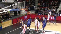 SLUC Nancy Basket - Paris Levallois (64-74)_ 21ème journée de Pro A