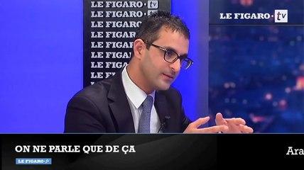 Interview de Arash Derambarsh (élu de la ville de Courbevoie) dans le Figaro TV