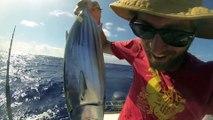 2 pêcheurs sur l'Océan Indien