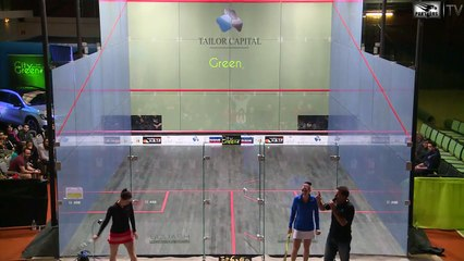 Championnat de France Squash Citygreen 2015 - Finale Femmes