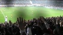 Beşiktaş 5 Buca 1 HD Maç başı ÜÇLÜ   Gücüne güç katmaya geldik
