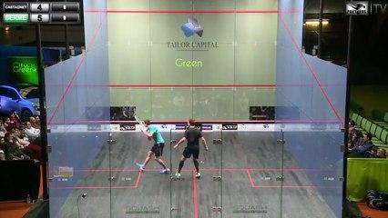 LIVE - Championnat de France Squash Citygreen 2015 - Finale Hommes