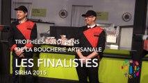 Episode 2 : Trophée Européens de la Boucherie Artisanal Concours Boucherie Sirha