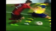 Une pépite d'Arsenal humilie deux joueurs du Milan AC ( Chris Willock vs. Milan Ac - Al Kass International Cup)