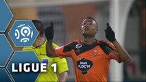 But Jordan AYEW (50ème) / FC Lorient - Olympique Lyonnais (1-1) - (FCL - OL) / 2014-15