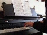 Haendel/Kempff- Menuet en sol mineur (première suite pour clavier hwv 434)
