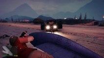 Let's Play GTA V (GTA 5) PS4 Gameplay- Story Walkthrough Part 13: Der nervöse Ron Teil 1 /Fail  8&9
