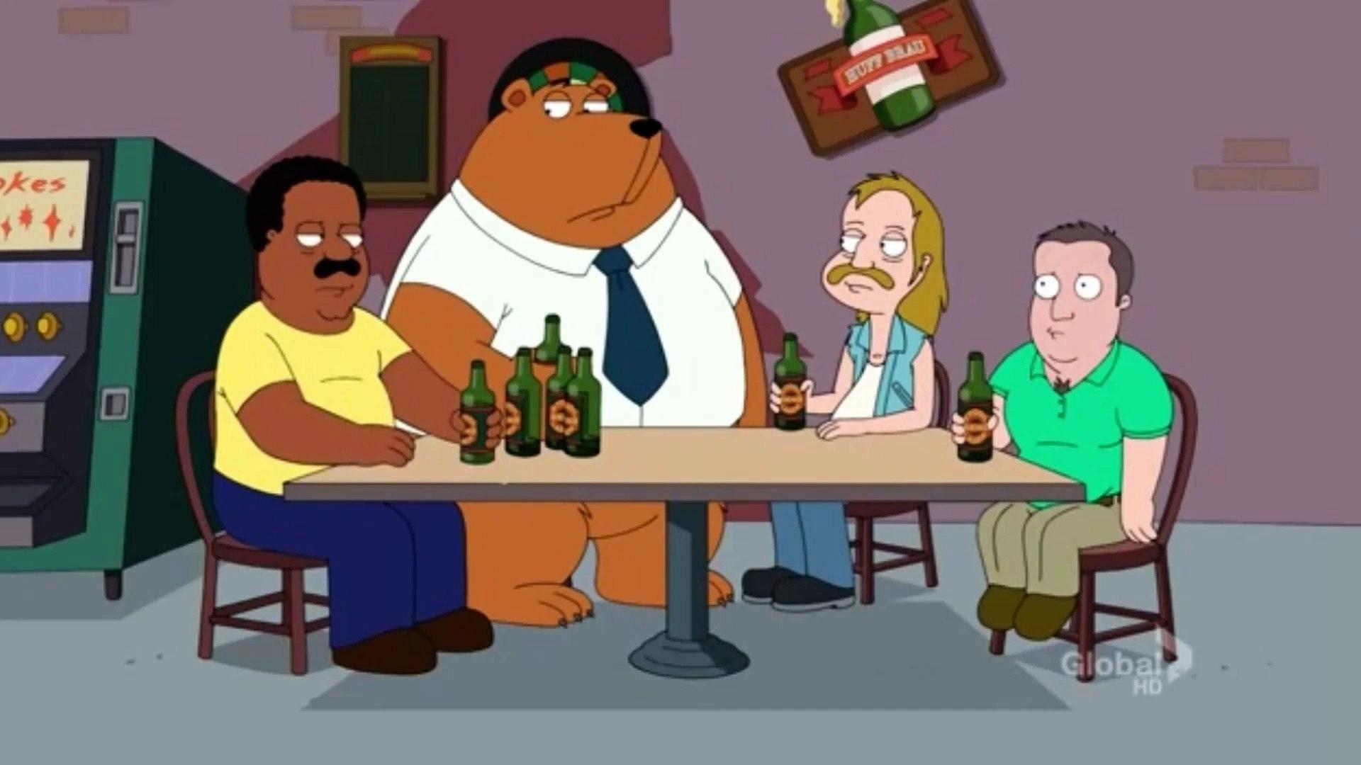 The Cleveland Show S02E02 Clip#4.