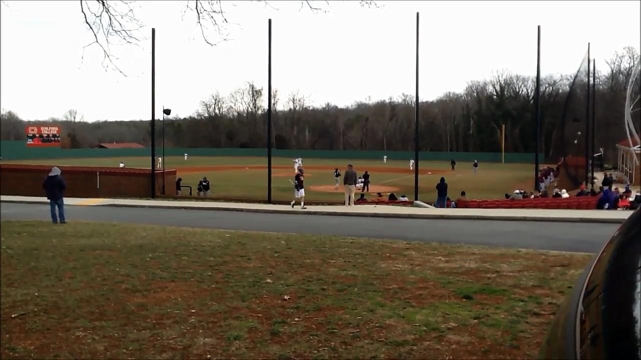 Joe LeNoir – Guilford College Baseball (2.14.15)