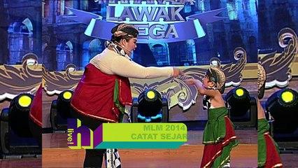 Maharaja Lawak Mega 2014 Catat Sejarah