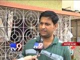 Ahmedabad Burglars set house on fire after stealing valuables - Tv9 Gujarati
