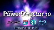 PowerDirector 10 - Best Video Editing Editor Software Program - How To - THEONLINEVIDEOMARKET