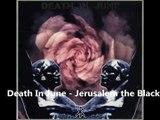 Death in June - Jerusalem The Black