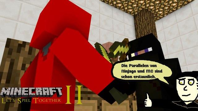 "Minecraft ""Let's Spiel"" (Let's Play) Together 2: LEGO® NINJAGO - Masters of Spinjitzu"