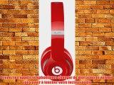 Beats by Dr. Dre Studio 2.0 Casque Audio Supra-Auriculaires - Rouge
