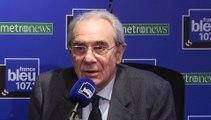 Bernard Debré, Conseiller et député UMP de Paris invité politique de France bLeu 107.1 et Metronews