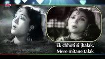 Mera Dil Ye Pukare Aaja - Nagin - video dailymotion