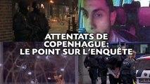 Attentats de Copenhague: Un suspect abattu après une double fusillade