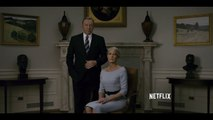 House of Cards, saison 3 : nouvel extrait