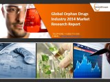 Global Orphan Drugs market definitions, classifications, applications, industry chain overview, product specifications, industry policies, sales Demand 2014