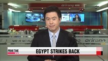 Egypt hits IS targets in Libya after mass beheading