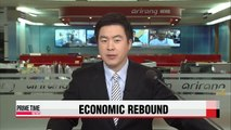 Japan's economy crawls out of recession