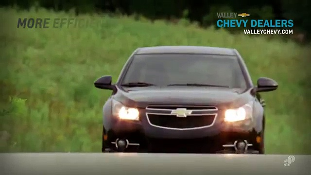 Valley Chevy Dealers – 2015 Chevy Cruze Offer