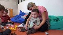 Journées de la petite enfance 2015 : les langages de l'enfance crèche Pyrène