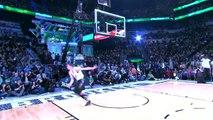 Zach LaVine Throws Down the Space Jam Dunk 2015 Sprite Slam-Dunk Contest (HD)
