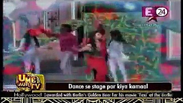 Yeh Hai Mohabbatein 16th February 2015 Raman Aur Ishita Ka Romance