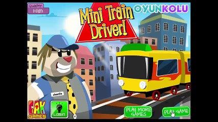 Küçük Tren Sürme Oyunu Nasıl Oynanır