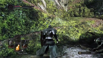 Dark Souls II  Scholar of the First Sin Gameplay Footage de Dark Souls II : Scholar of the First Sin