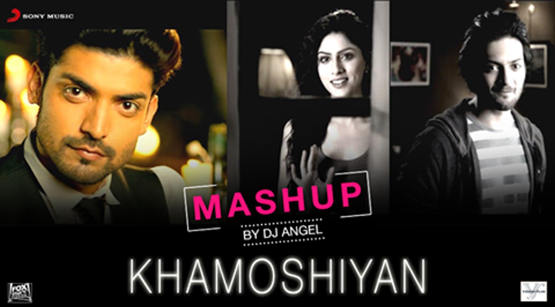 Khamoshiyan Mashup - DJ Angel | Arijit Singh | Jeet Gannguli | Ankit Tiwari | Bobby (BollywoodMashup