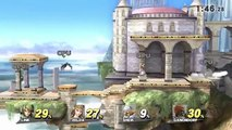 Smash History  Hyrule Temple (Super Smash Bros 3DS and Wii U Level Analysis)