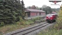 Mit OHE 200085 von Hutzel nach Niedermarschacht und retour