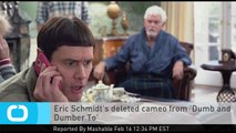 Eric Schmidt's Deleted Cameo From 'Dumb and Dumber To'