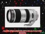 Sony SAL-70400G.AET?l?objectif 70-400 mm F 4-56 G SSM Aluminium