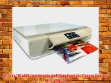 HP Envy 110 eAiO Imprimante multifonctions jet d'encre Couleur WiFi/USB 2.0