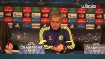 """PSG-Chelsea. Mourinho: """"L'an dernier nous n'avions pas été meilleurs que le PSG"""""""