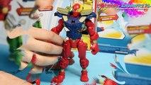 Electronic Iron Spider / Elektroniczny Iron Spider - Super Hero Mashers - Marvel - A6844 A6840 - Recenzja