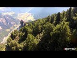 Totally Insane Precision Flying By Wingsuit Pilot Vincent Descols AKA Le Blond   EpicTV Choice Cuts