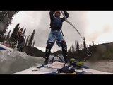 Wild SUP Descent of Class 3 Canadian Whitewater | Rock Air Water, Ep. 1