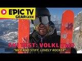 Ski Test: Völkl TWO 2014 Skis