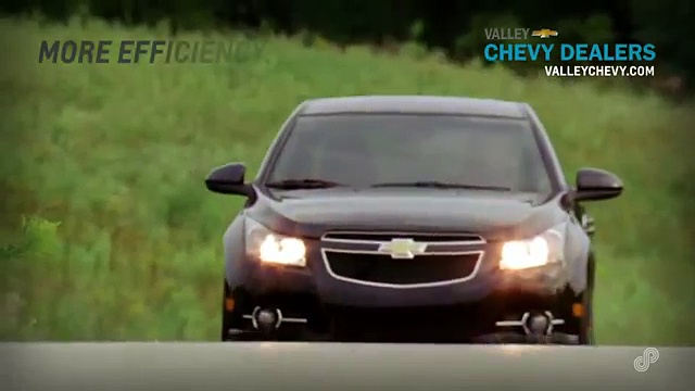 Valley Chevy Dealers – 2015 Chevy Cruze Conquest