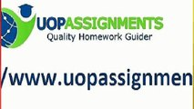 FIN 200 WEEK 9 CAPSTONE CHECKPOINT UOP Tutorial UOP Assignments