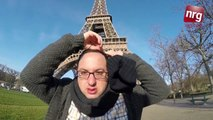 10 Hours of Walking in Paris as a Jew - Social experiment!